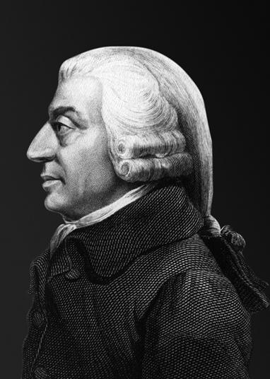 Adam Smith (1723 -1790)