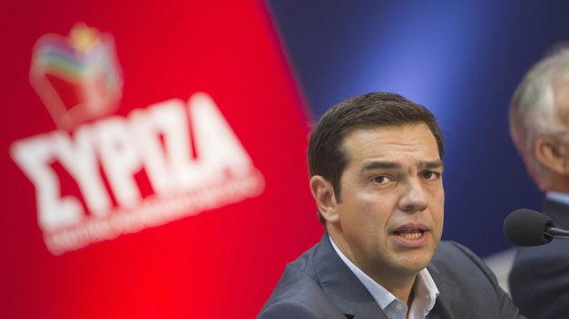 Líder de Syriza partido populista Griego