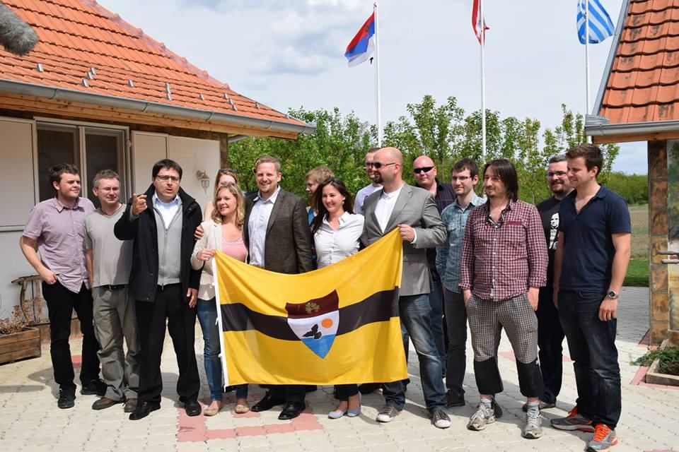 Fundadores de Liberland
